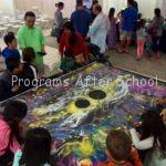 Family Space Days Mural 2016